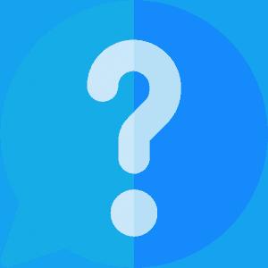 participate in q and a flaticon