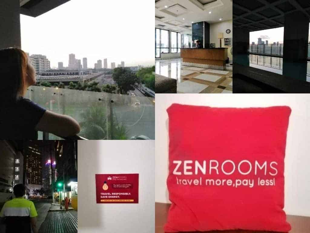 Indoor Pool - Staycation in Ortigas Center ADB Avenue Tower Zen Rooms