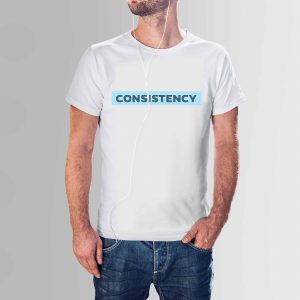 Consistency Shirt