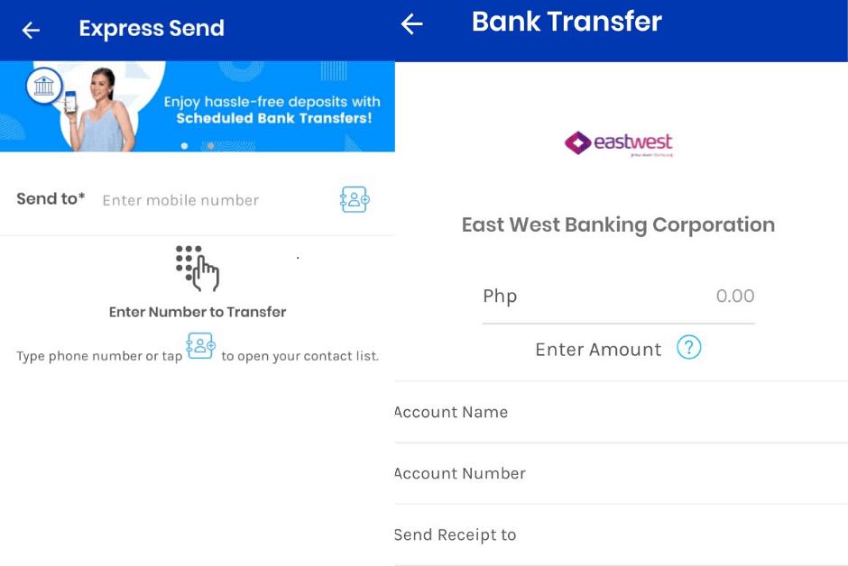 gcash send money