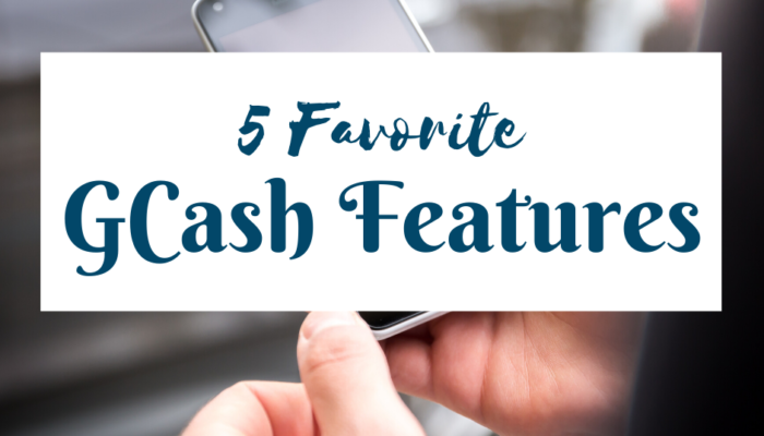 5 Favorite GCash Features