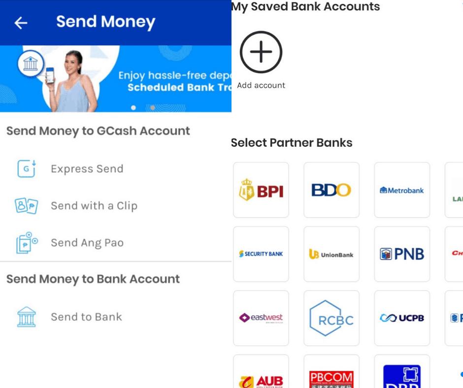 gcash feature bank transfer