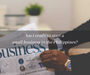 Am I ready to start a small business?
